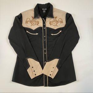 Shyanne Ladies Western Shirt Size Large